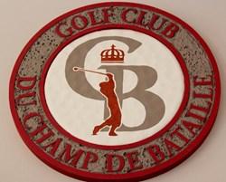 Chateau de Champ de Bataille golf course