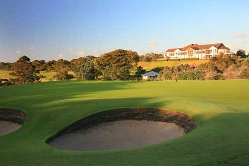 The New South Wales Golf Club Hole 2
