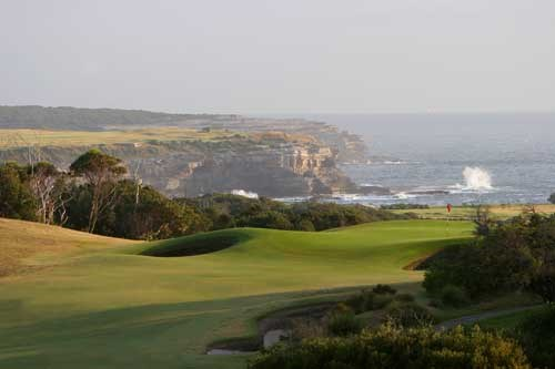 The New South Wales Golf Club Hole 3
