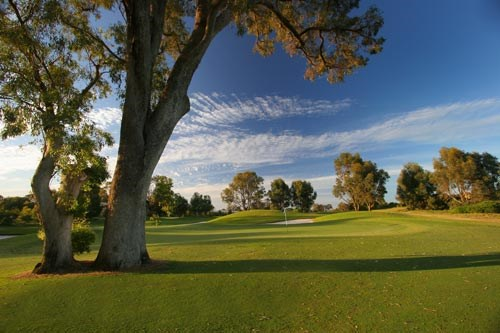 Meadow Springs Golf & Country Club Hole 7