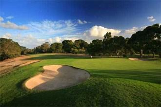 Mount Gambier Golf Club Hole 1