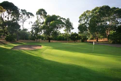 Mount Gambier Golf Club Hole 3