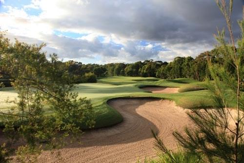 Terrey Hills Golf & Country Club Hole 1