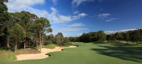 Terrey Hills Golf & Country Club Hole 3