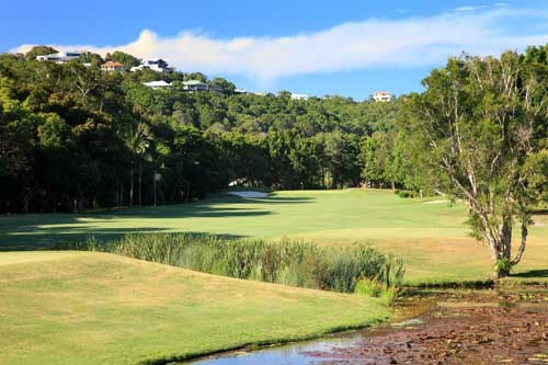 Palmer Coolum Resort Hole 1