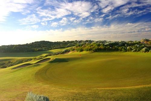 The Cut Golf Club Hole 1