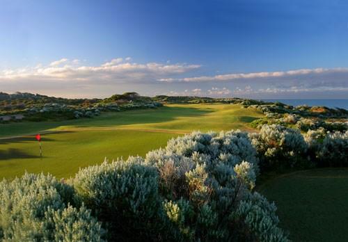 The Cut Golf Club Hole 2
