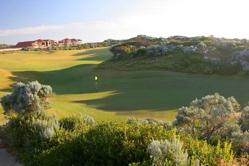 The Cut Golf Club Hole 3