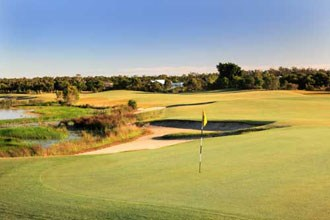Pelican Waters Golf Club Hole 1