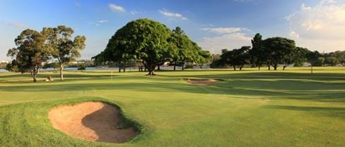 Royal Queensland Golf Club Hole 1