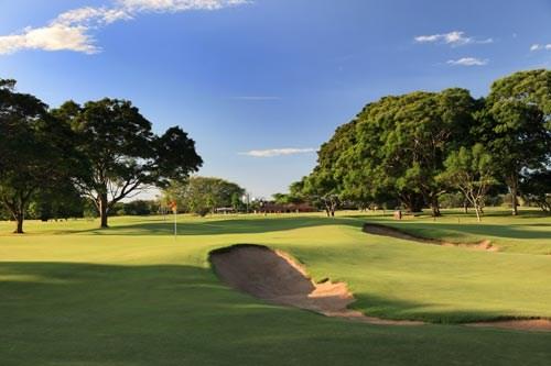 Royal Queensland Golf Club Hole 2