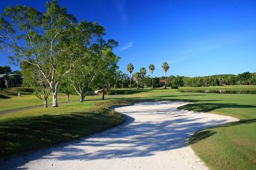 Sanctuary Cove - The Palms Hole 7