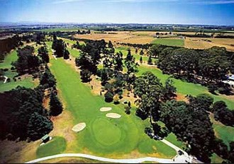 The Napier Golf Club