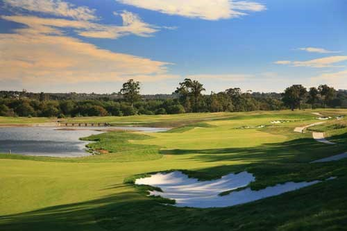 The Heritage Golf and Country Club (Henley Course) Hole 6