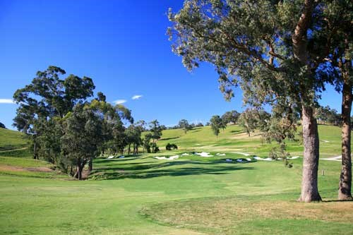 The Heritage Golf and Country Club (Henley Course) Hole 11