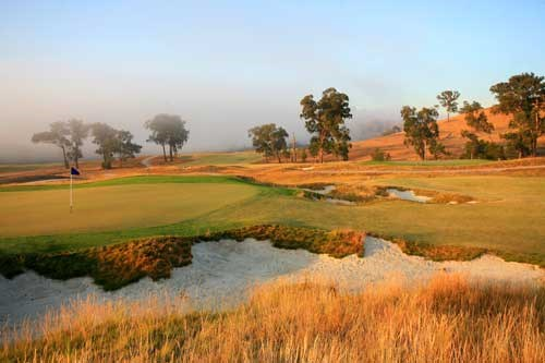 The Heritage Golf and Country Club (Henley Course) Hole 12