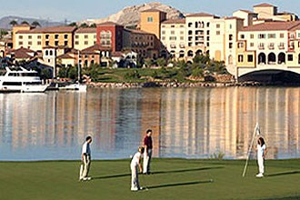 Loews Lake Las Vegas - Falls Course