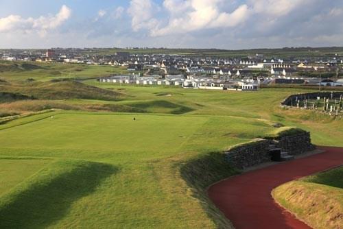 Ballybunion golf course design
