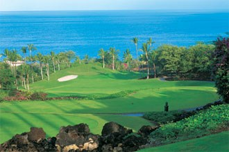 Wailea Emerald Course