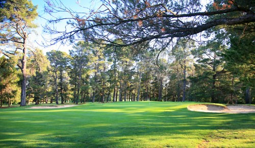 Royal Canberra Golf Club- Westbourne Course  Hole 3
