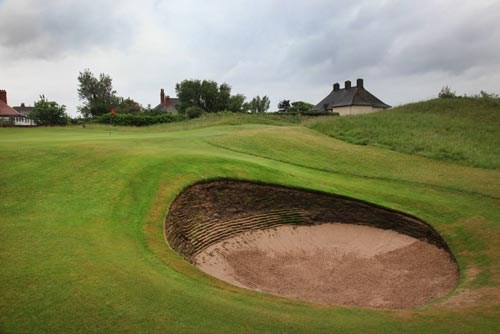 Royal Liverpool Golf Club Hole 8