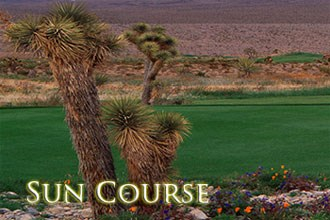 Las Vegas Paiute Golf Resort - Sun Course