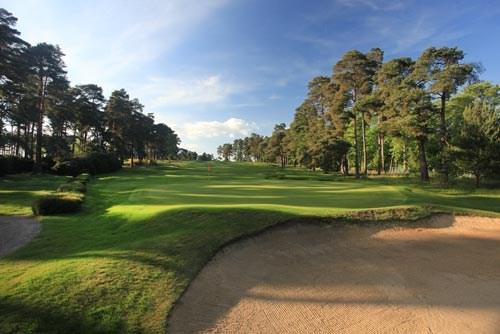Swinley Forest Golf Club Hole 2