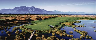 The Fancourt Links Golf Course