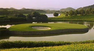 Mission Hills Mid Valley - Faldo Course