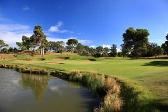 Glenelg Golf Club Hole 1