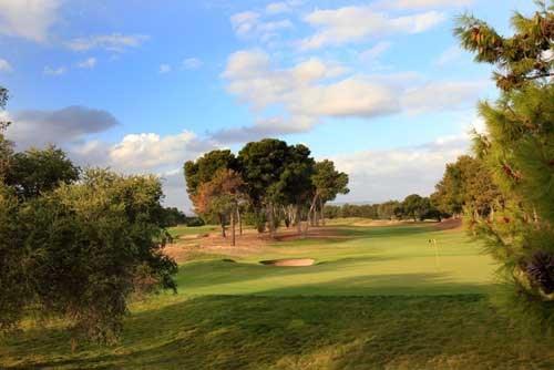 Glenelg Golf Club Hole 2