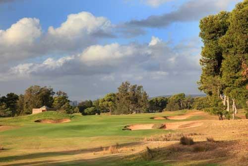 Glenelg Golf Club Hole 3
