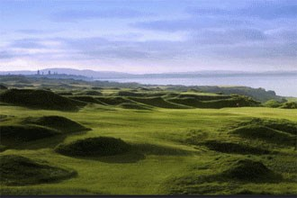 St Andrews Link - The Castle Course