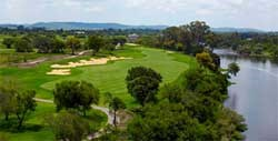 Vaal de Grace Parys Golf Course