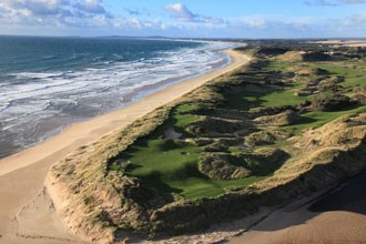 Barnbougle Lost Farm Hole 1