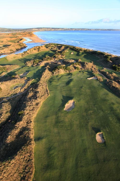 Barnbougle Lost Farm Hole 2