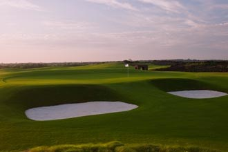 Mission Hills Hainan - Meadow Links