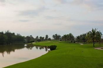 West Coast Golf Club Hainan