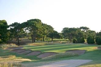 Royal Adelaide Golf Club Hole 1
