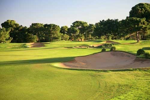 Royal Adelaide Golf Club Hole 2