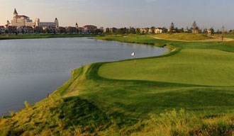 Lake Malaren Golf Club Shanghai