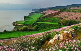 Kunming Spring City - Lake Course