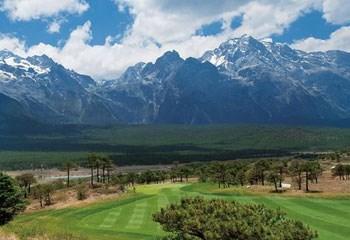 Jade Dragon Snow Mountain Golf Club