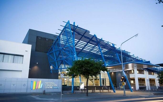 National Convention Centre - Menzies Theatrette