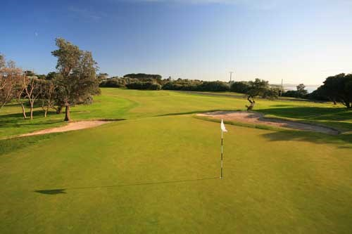 Flinders Golf Club Hole 2