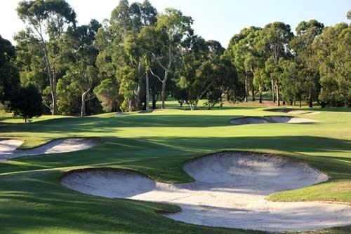 Green Acres Golf Club Hole 1