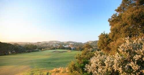 Portsea Golf Club Hole 2