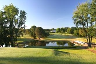 Riversdale Golf Club Hole 18