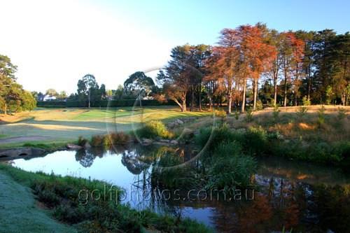 Riversdale Golf Club Hole 17