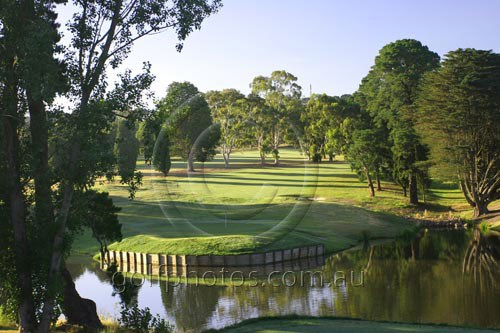 Riversdale Golf Club Hole 10
